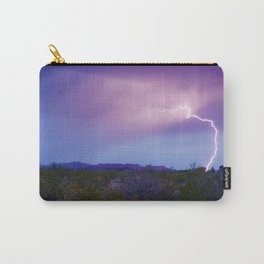 Lightning in Arizona Carry-All Pouch