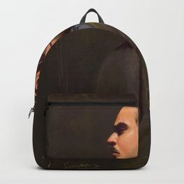 Draped Dignity Backpack