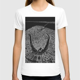 Venice in BW T-shirt