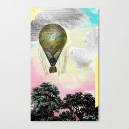 The Géant  Canvas Print