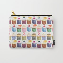Cupcake Cluster Carry-All Pouch