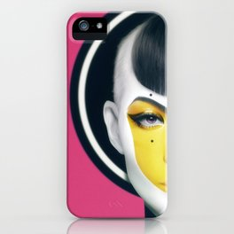 """YELL."" iPhone Case"