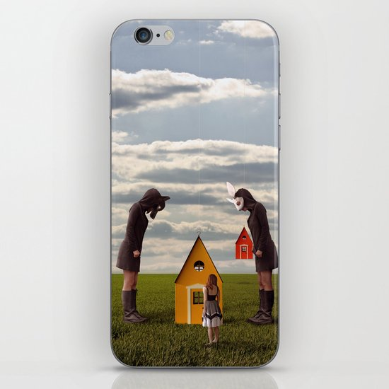 The Question iPhone & iPod Skin