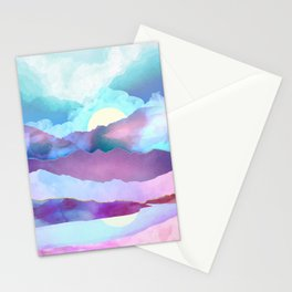 Opal Mountains Stationery Cards