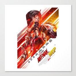 Ant man Wasp Canvas Print