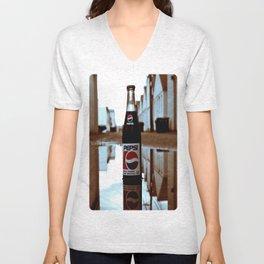 Urban Pepsi-Cola Unisex V-Neck