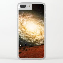 The Watchers Clear iPhone Case