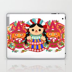 Maria 6 (Mexican Doll) Laptop & iPad Skin