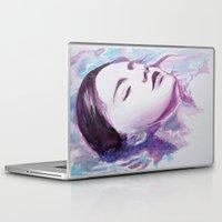 siren Laptop & iPad Skins featuring Siren by Arielle Walker