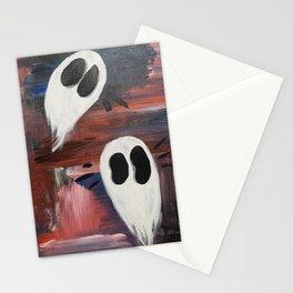 Anxious Ghosties Stationery Cards