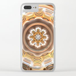 Something in My Eye Clear iPhone Case