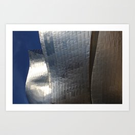 The Guggenheim Bilbao Art Print
