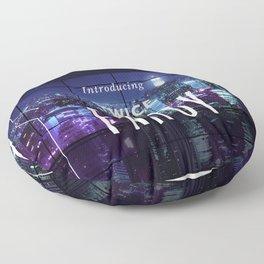 introducing: fancy Floor Pillow