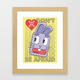 coelho Framed Art Print
