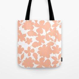 Minimal Florals Tote Bag
