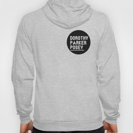 Dorothy Parker Posey Hoody