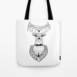 Fashion Deer  Tote Bag