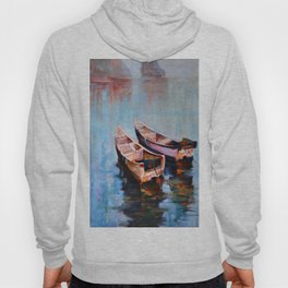 Two boats Hoody