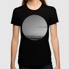Standing here T-shirt