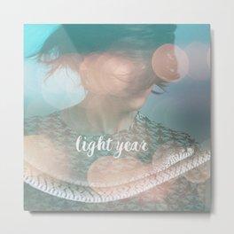 light year Metal Print