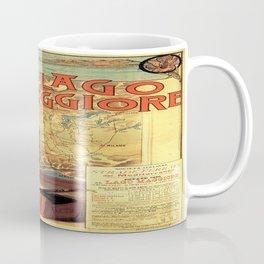 Vintage poster - Lago Maggiore Coffee Mug