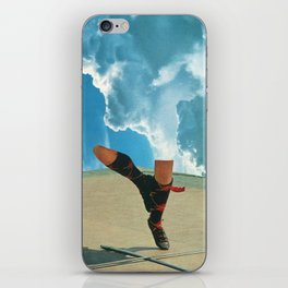 Cloud Dance iPhone Skin