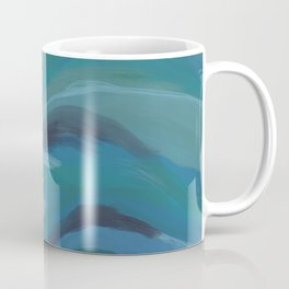 Munch at sea Coffee Mug