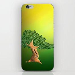 Beetle Bonsai iPhone Skin