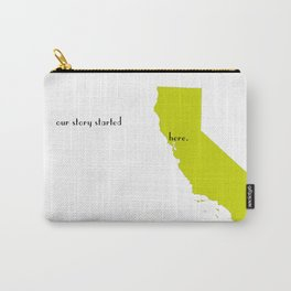 san francisco love Carry-All Pouch