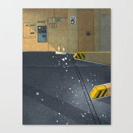 Plymouth 09 Canvas Print