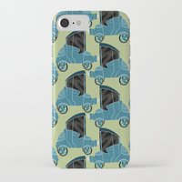 cars iPhone & iPod Cases featuring Cars by Cliodhna Ztoical