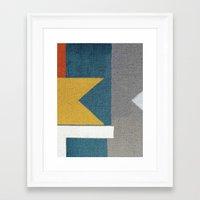libra Framed Art Prints featuring Libra by Fernando Vieira
