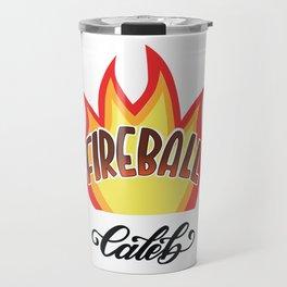 Critical Role - Fireball (Caleb) Travel Mug