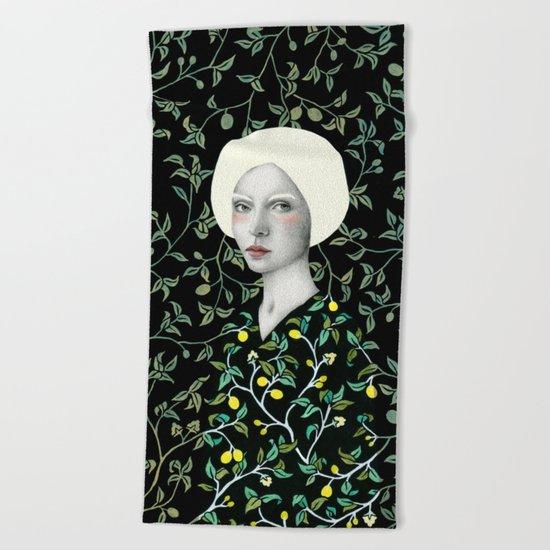 Ethel Beach Towel