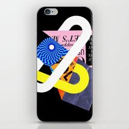 Lock 1/21/19 iPhone Skin
