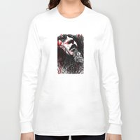 theater Long Sleeve T-shirts featuring theater of tragedy by vasodelirium