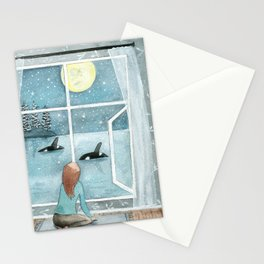 Magical moment Stationery Cards