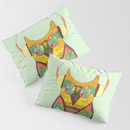 The Owl rustic song Pillow Sham