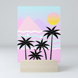 Hello Islands - Sunny Shores Mini Art Print