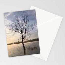 Sunrise Solitude Stationery Cards