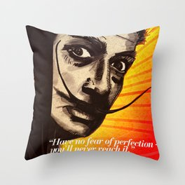 Salvador Dalí Throw Pillow