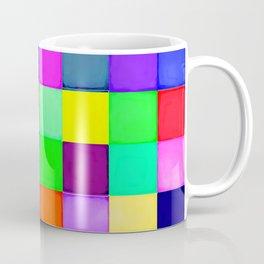 Color blocks Coffee Mug