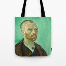 Self Portrait (dedicated to Paul Gauguin) Tote Bag