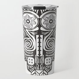 Mask Travel Mug