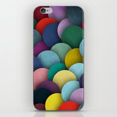 Dirty Circles iPhone & iPod Skin