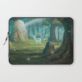 The rock of souls Laptop Sleeve
