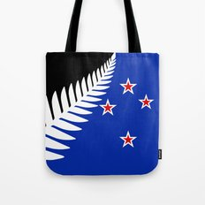 NZ flag (that nearly made it) 2016 Tote Bag