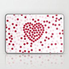 giving hearts giving hope: dots Laptop & iPad Skin
