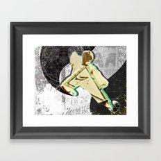 Tai°Ji^ Framed Art Print