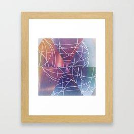 Lingo Framed Art Print